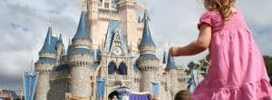 walt disney world, cinderella's castle, princesses dance