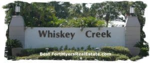 Whiskey Creek Country Club Fort Myers FL 33919