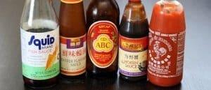 Vietnam seasonings & sauces
