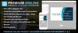 Magento 2 online design module