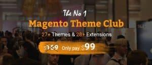 Magento theme club