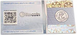 A Paper Wallet