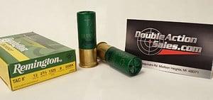 Remington 12 GA 2 3/4in. 00BK TAC 8 (12BT800)