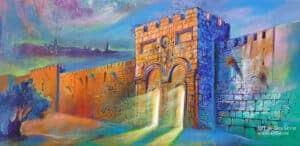 jerusalem golden gate