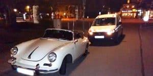 falsch getankt Porsche