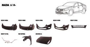 Phụ kiện xe composite