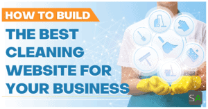 the best cleaning website for your business