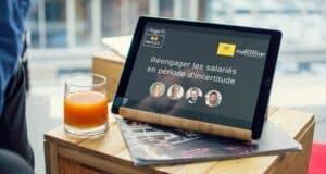 Replay Webinar RH : réengager les salariés en période d'incertitude