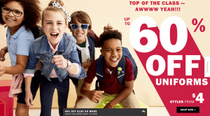 Old Navy | Back to School Sales