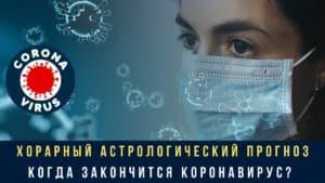 хорарная астрология прогноз коронавирус