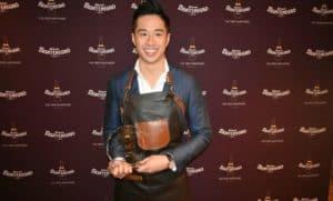 Vero Bartender Adam Lau