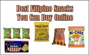 best filipino snacks