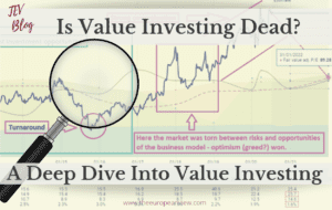Is value investing dead?