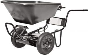 PAW Electric Power Assist Wheelbarrow