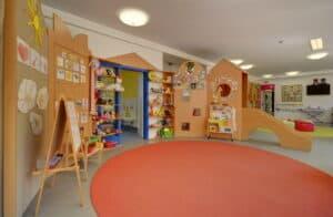 Royal kindergarten game room ground