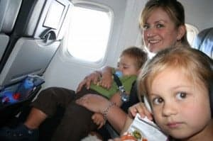 flying with toddler, flying with baby, Child Free Flights, Traveling Parents, Traveling Children, family on plane