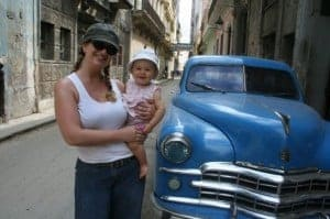 have baby will travel, travel with baby, travel with baby cuba, travels with baby