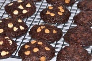 10 Simple Summer Cookie Recipes - Chocolate Chip Brownie Cookies