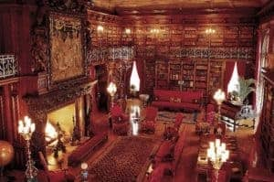 Biltmore Library Haunted by George Washington Vanderbilt