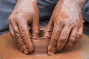 He is the Potter, we are the clay