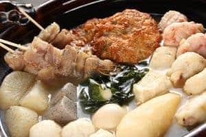 Oden - Japanese soup