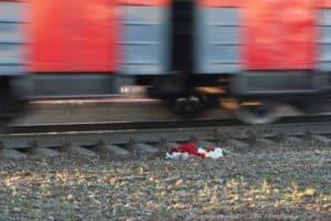 Девочка погибла под колёсами поезда. Бужаниново. Березка-4