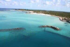 Castaway Cay, Disney Fantasy, View of Castaway Cay, Fantasy, Disney Cruise