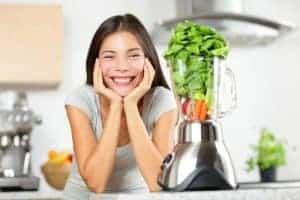 juicing fruit and veg