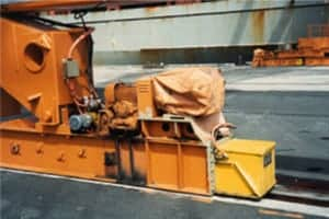 Truck Mounted Rail Clamp
