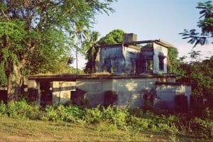 modernist architecture in Kep