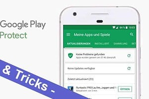 Android mal einfach - was dieses Google Play Protect bedeutet