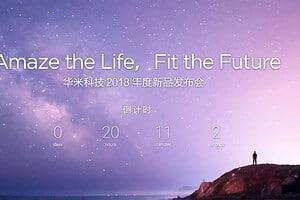 Amazfit X Smartwatch - alle Infos und das erste echte Foto