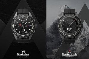LG Watch W7 - die Hybrid Smartwatch ist offiziell