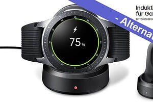 Samsung Galaxy Watch Ladegerät Alternative - welche funktionieren und welche nicht?