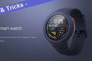 Amazfit Verge Tipps und Tricks - das geht alles mit der Smartwatch