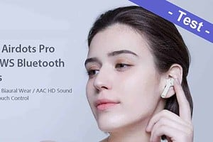 Im Test - Xiaomi AirDots Pro aka Xiaomi Mi Air Bluetooth Headset