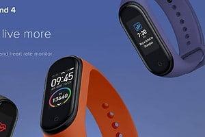 Xiaomi Mi Band 4 aka Xiaomi Mi Smart Band 4 vorgestellt