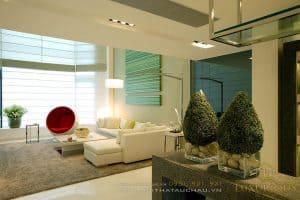 Thi công nội thất chung cư Penthouses cao cấp