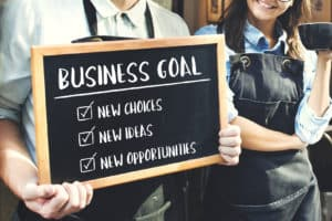 swot-analysis-for-restaurants Business Development To Do Listt Goals Concept