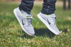 Leichte Nike Barfußschuhe