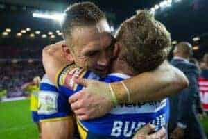 kevin sinfield and rob burrows fundraising mnda