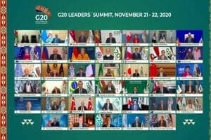 G-20 nations pledge a fair distribution of Covid-19 vaccine in the world