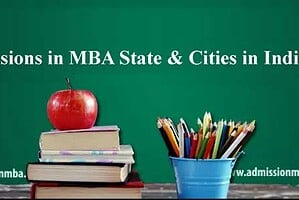 Admissions in MBA State & Cities in India
