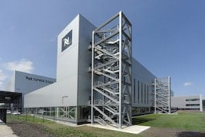 Nespresso factory in Avenches