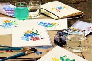 Wellbeing Event Art Class Eventify