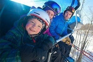 Kids pay their age on select days at mount snow
