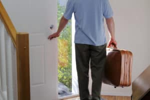 Divorce and Separation Home Ownership Rules