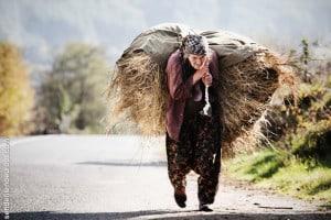 vida rural en Bulgaria