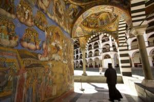 新鮮なリラ修道院, ブルガリア