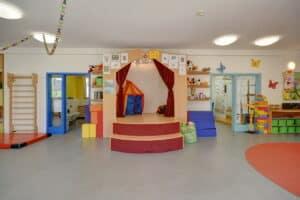 Royal kindergarten Prague school theater